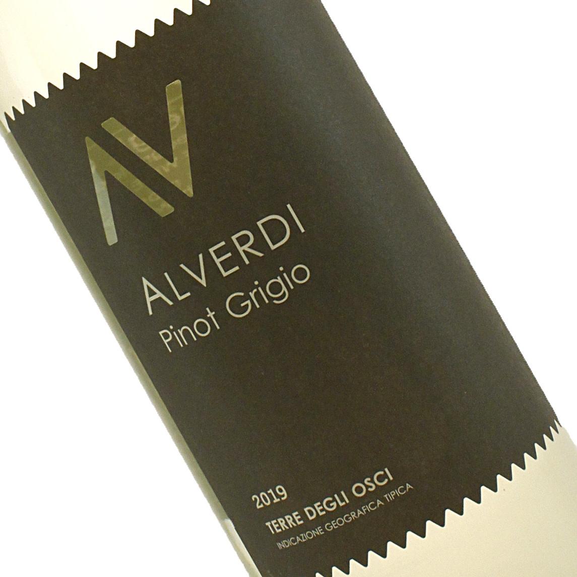 Alverdi 2019 Pinot Grigio Terre Degli Osci, Abruzzo