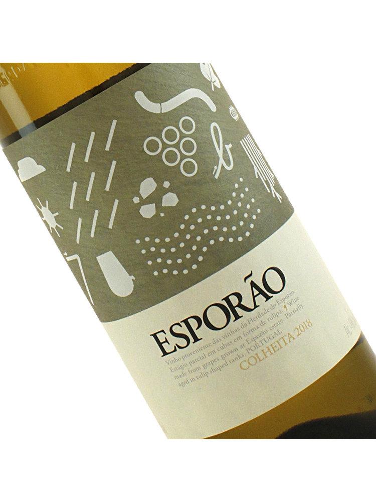Esporao 2018 Colheita Branco White Blend, Alentejano Portugal
