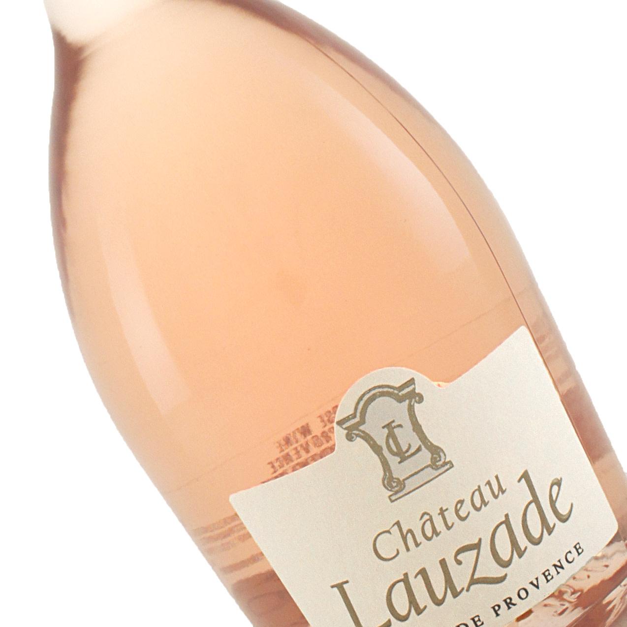 Chateau Lauzade 2019 Cotes De Provence Rose, France