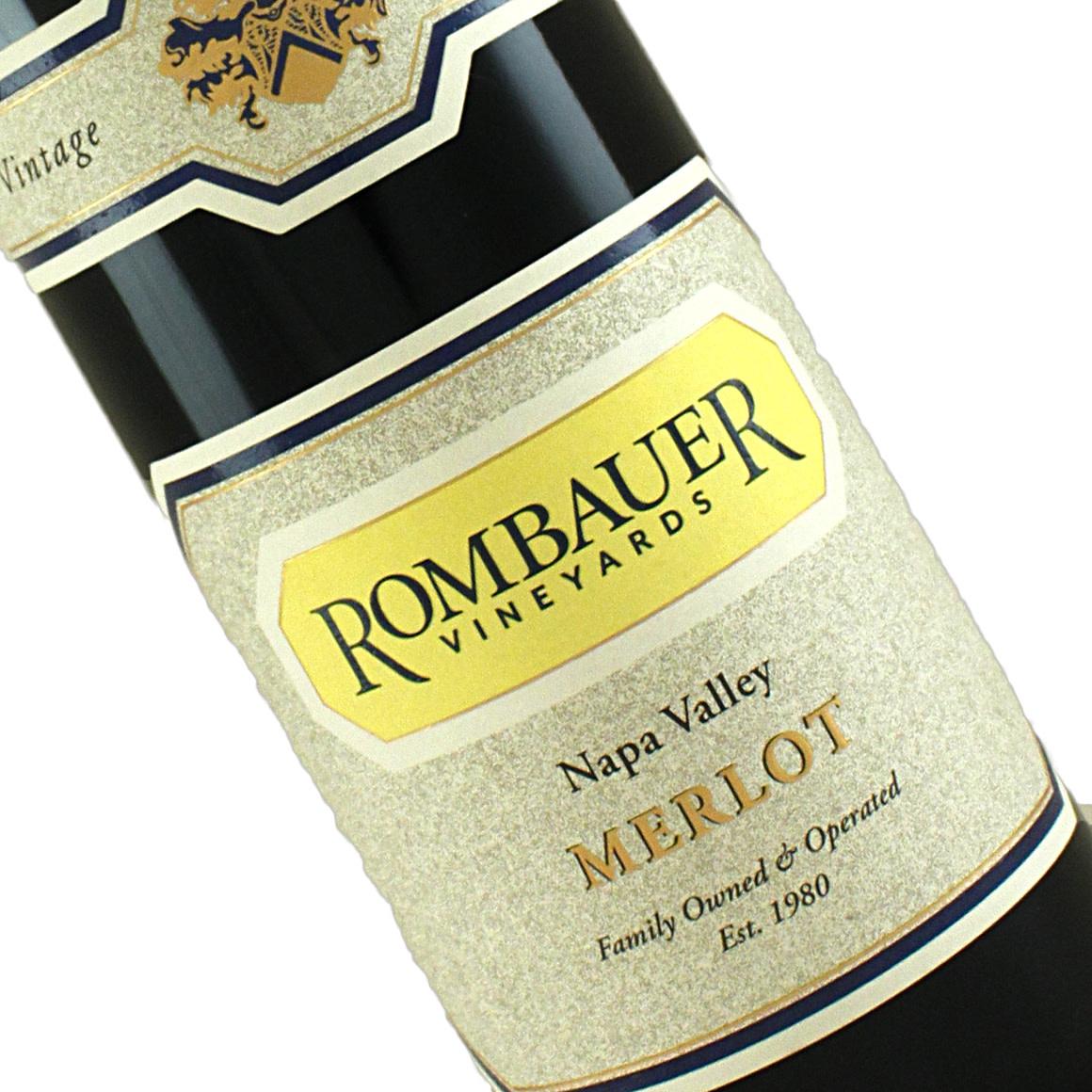 Rombauer 2017 Merlot, Carneros