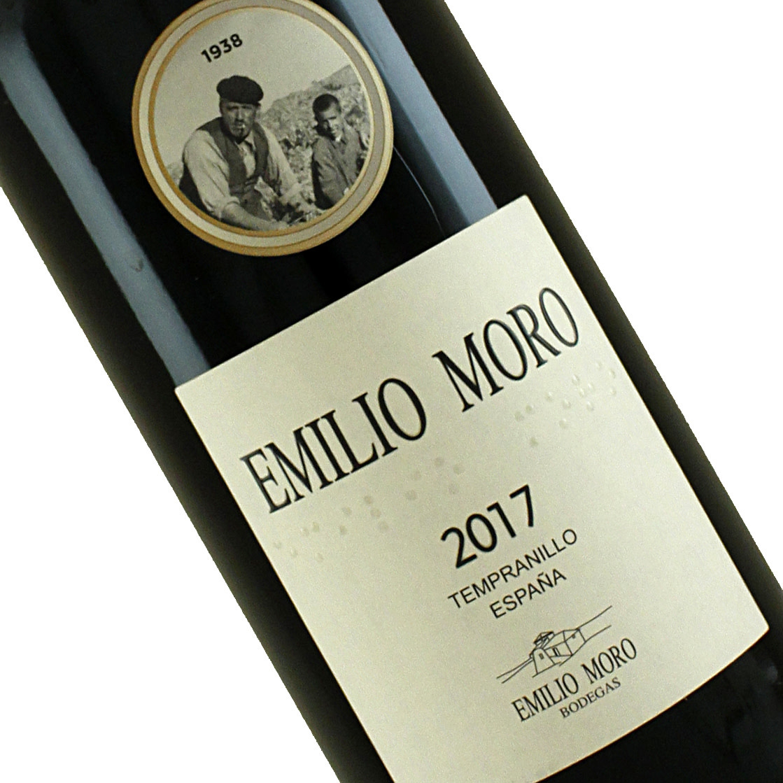 Emilio Moro 2017 Tempranillo, Ribera del Duero