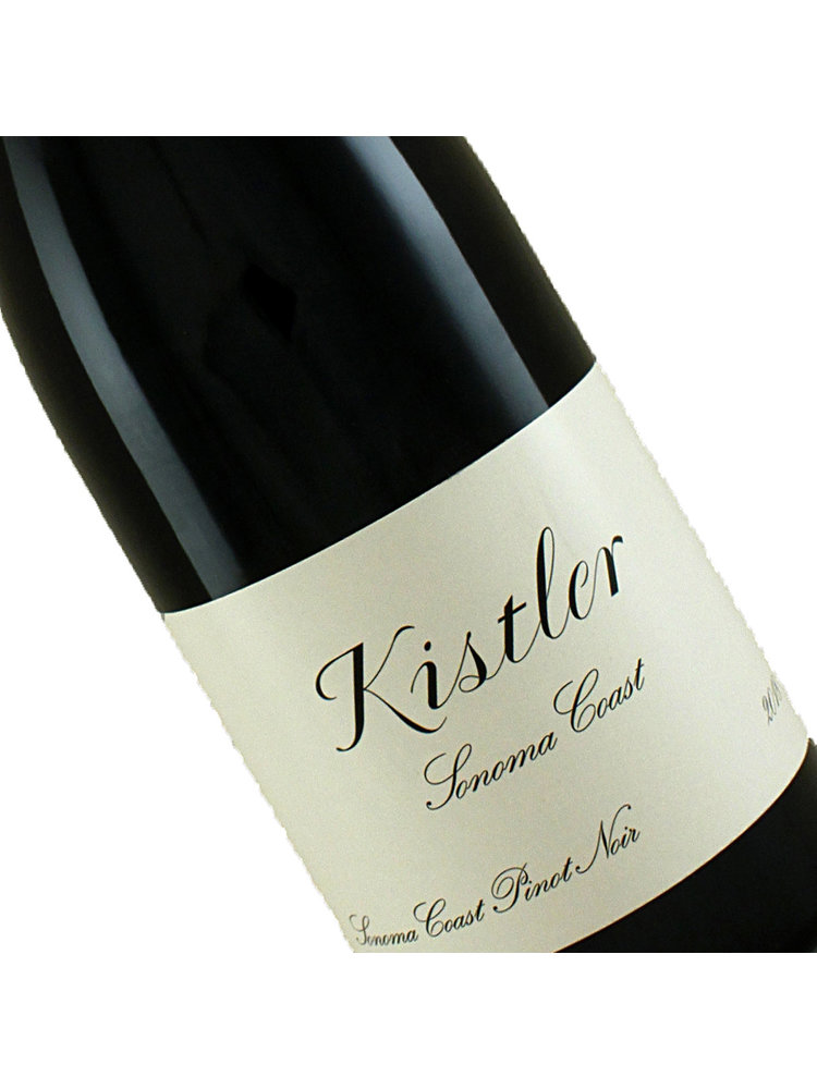 Kistler 2018 Pinot Noir, Sonoma Coast