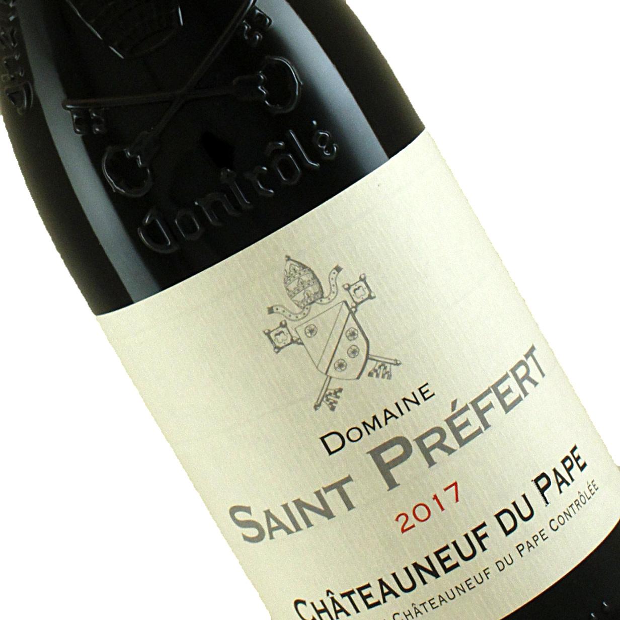 Domaine Saint Prefert 2017 Chateauneuf du Pape