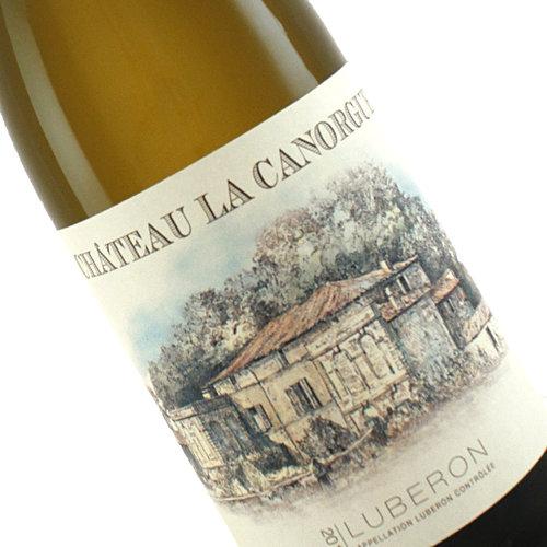 Chateau La Canorgue 2020 Luberon Blanc, Rhone Valley