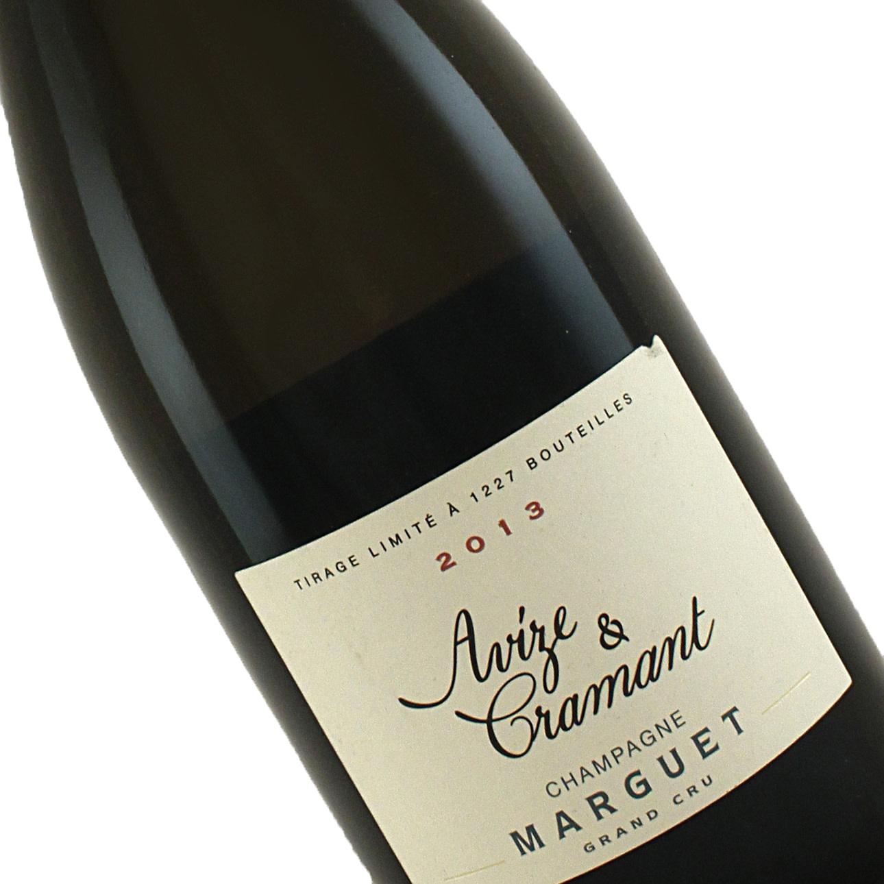 """Marguet 2013 Grand Cru """"Avize & Cramant"""" Champagne"""