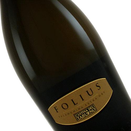 """Cantina Del Taburno N.V. Falanghina """"Folius"""" Sparkling Extra Dry, Italy"""