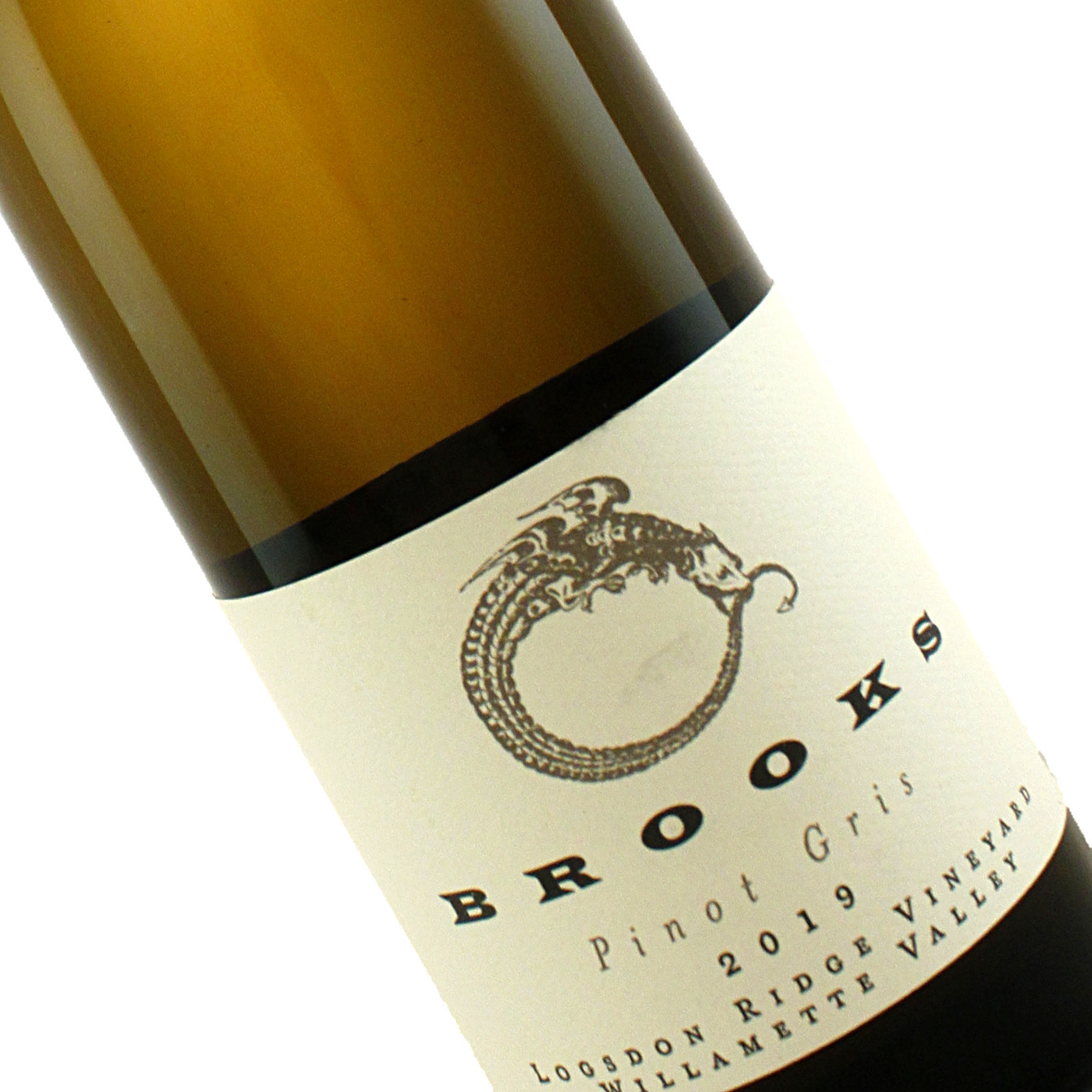 Brooks 2019 Pinot Gris Logsdon Ridge Vineyard, Willamette Valley