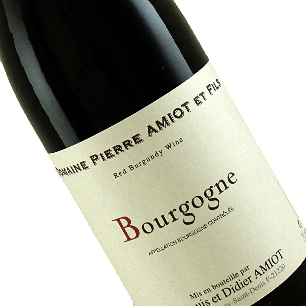 Domaine Pierre Amiot 2016 Bourgogne Rouge, Burgundy