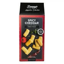 Dewey's Spicy Cheddar Cheese Straws 4.5oz., North Carolina
