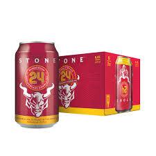 "Stone Brewing ""24 Year Anniversary"" Double IPA 12oz. - California"