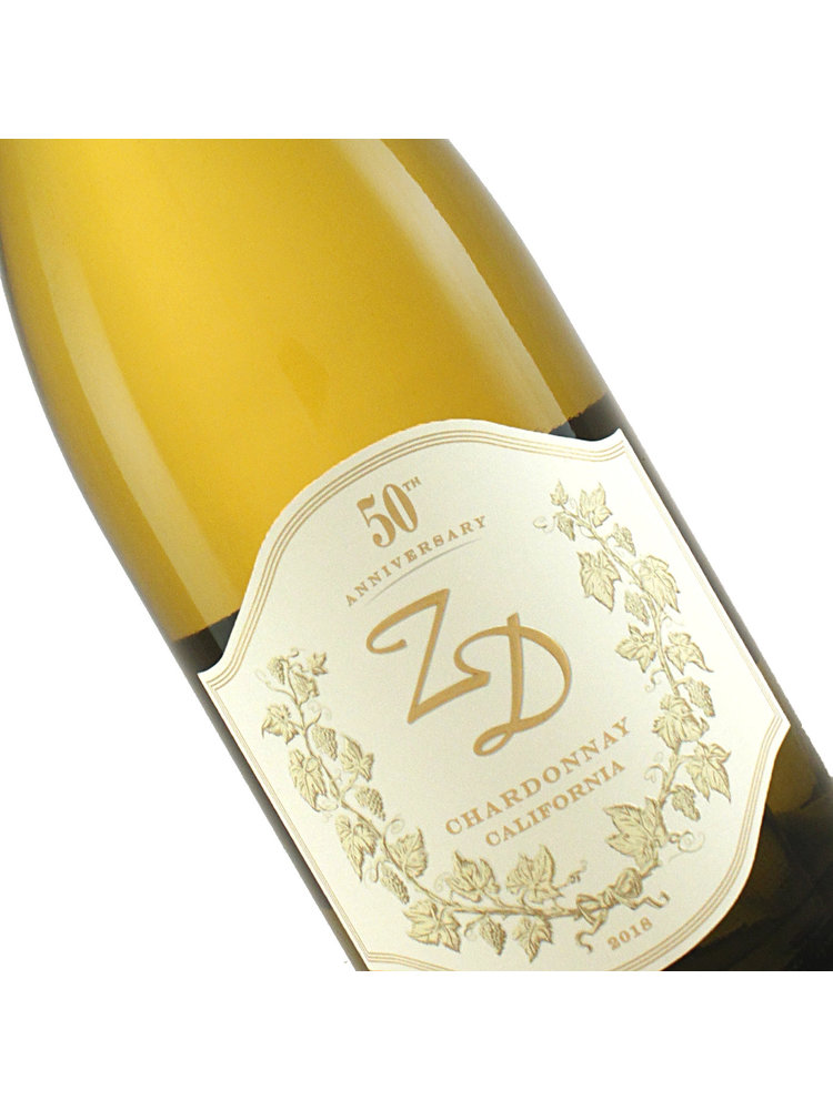 ZD Wines 2019 Chardonnay, California