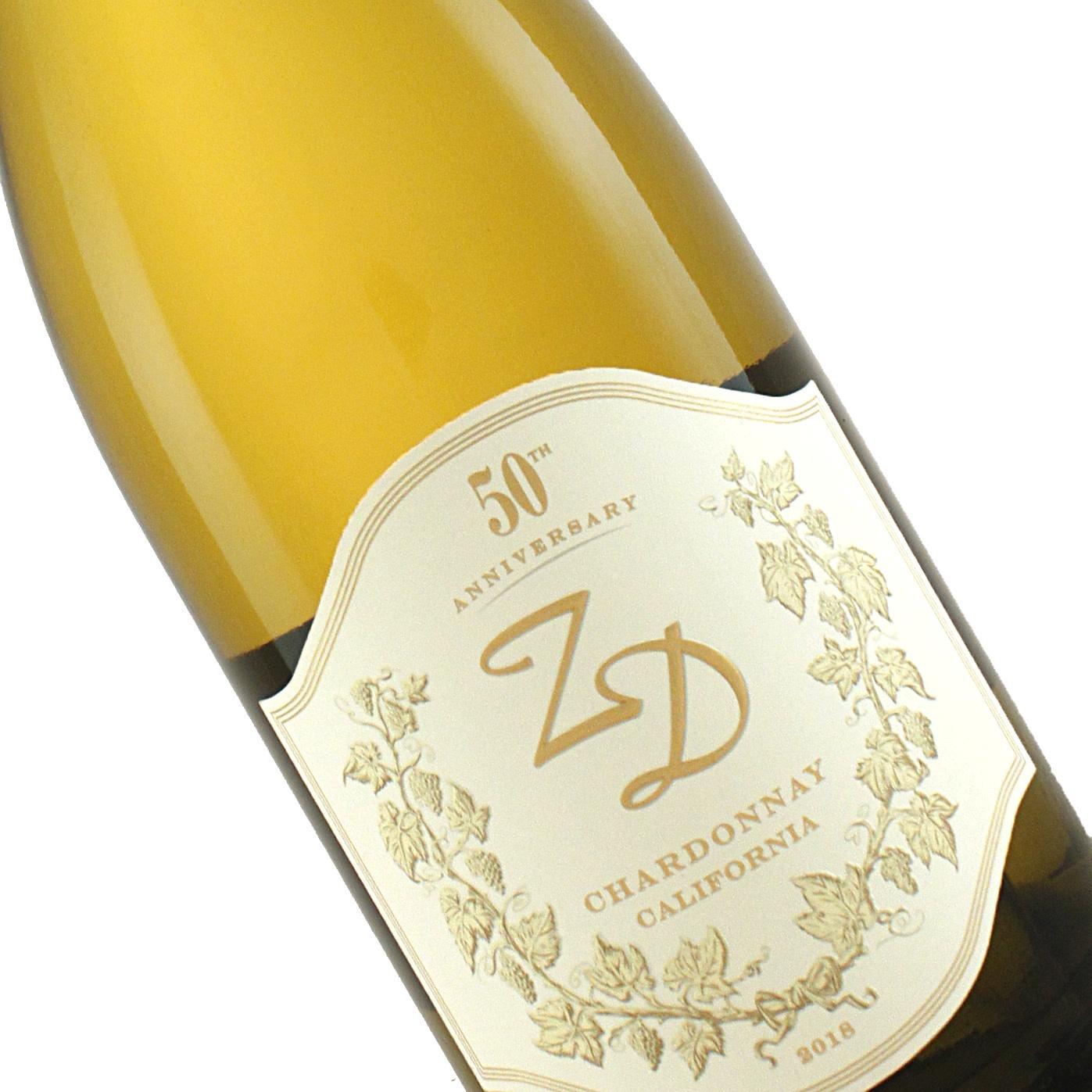 ZD Wines 2018 Chardonnay, California