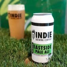 """Indie Brewing """"Eastside"""" Pale Ale 16oz can- LA, CA"""