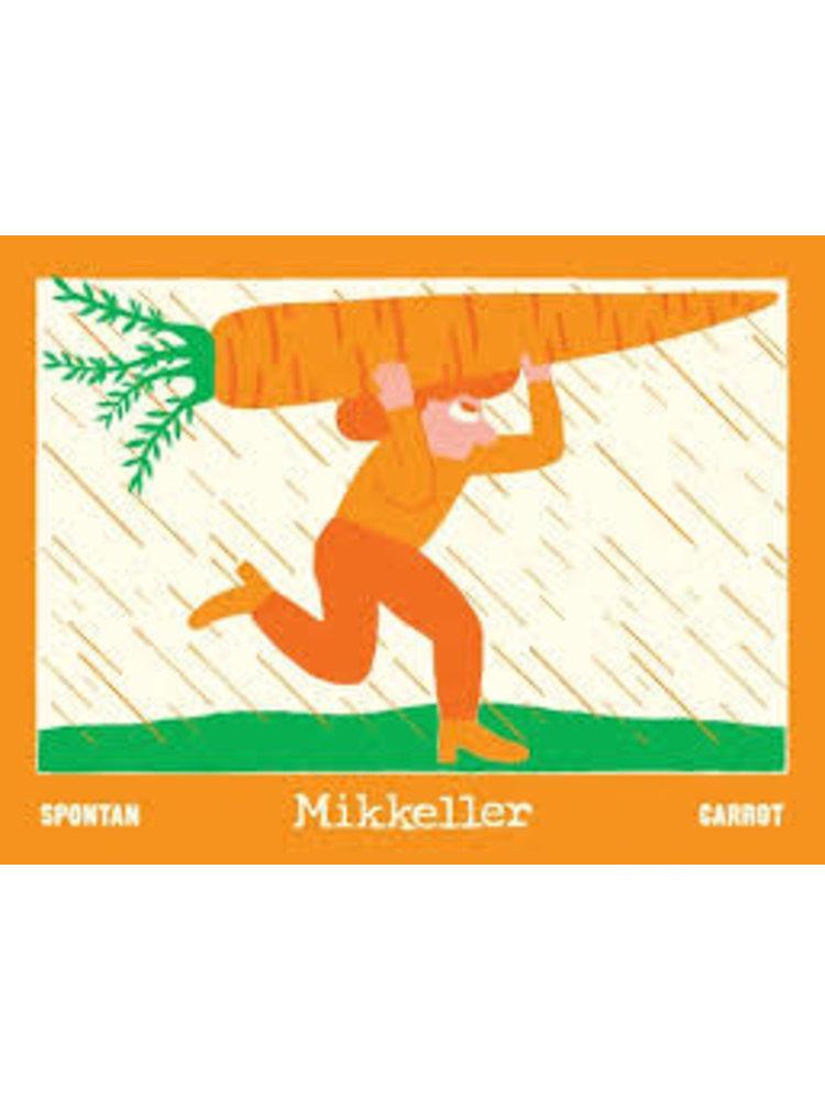 """Mikkeller  """"Spontancarrot"""" Carrot Sour Beer 375ml. bottle  -Belgium"""