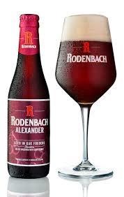 Rodenbach Alexander Red Ale w/ Sour Cherries 330ml. Bottle - Belgium