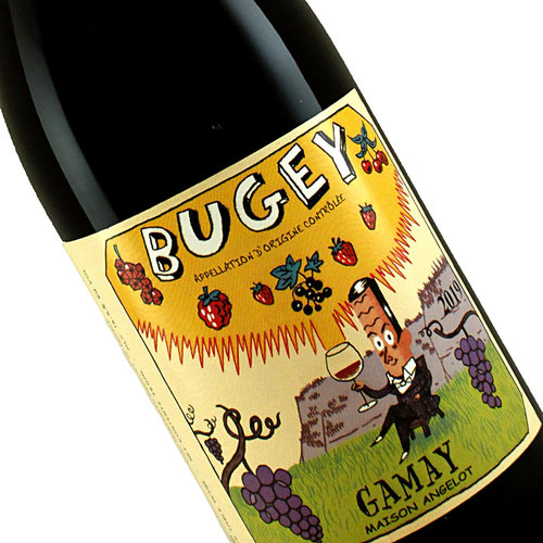 Maison Angelot 2019 Bugey Gamay, l'Ain Department, Eastern France