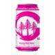 "Eel River Brewing ""Clarity - Raspberry"" Hard Sparkling Water 12oz., Califorinia"