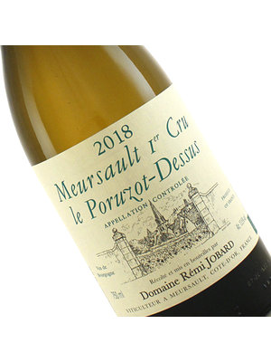 Remi Jobard 2018 Meursault Premier Cru Le Poruzot-Dussus, Burgundy