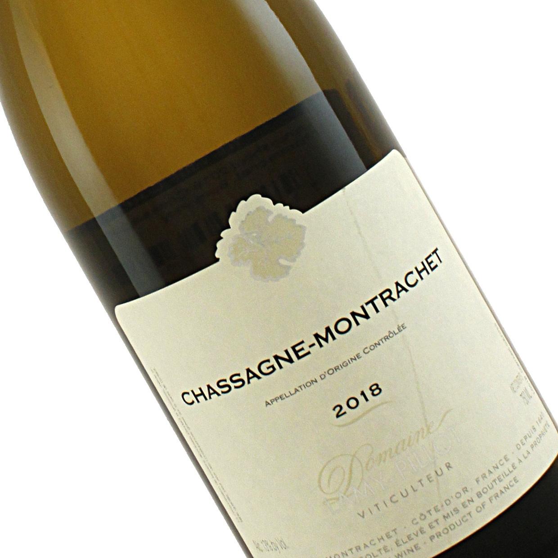 Lamy-Pillot 2018 Chassagne-Montrachet, Burgundy