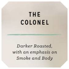 "Rose Park Coffee Roasters ""The Colonel"" Whole Bean Coffee 12oz. Bag Long Beach, CA"