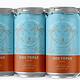 """Topa Topa Brewing """"Dos Topas"""" Lager 12oz. Can - Ventura, CA"""