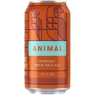 """Fort Point Beer Co. """"Animal"""" Tropical IPA 12oz. Can - San Francisco, CA"""
