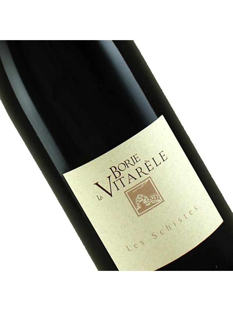 "La Borie La Vitarele 2014 ""Les Schistes"" Red Wine, Languedoc"