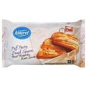 Kineret Frozen Puff Pastry Dough Squares, 16oz.