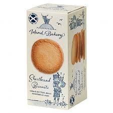 Island Bakery Shortbread Cookies Isle of Mull, Scotland