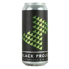 "Black Project ""Archangel"" Sour Ale w/Pineapple and Honeydew 16oz. Can - Denver, CO"