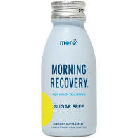 Morning Recovery Hangover Cure Sugar Free 3.4oz.