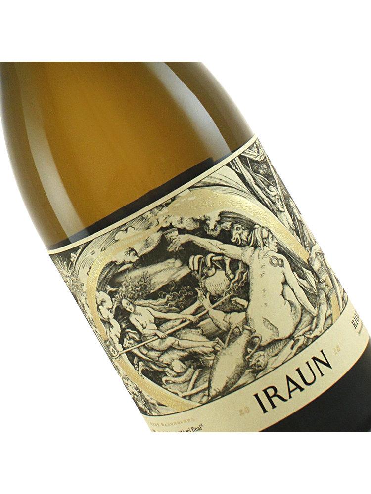 Oxer Bastegieta 2018 Rioja Blanco Iraun, Rioja Spain