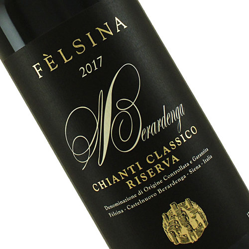 Felsina 2017 Chianti Classico Riserva Berardenga,  Tuscany