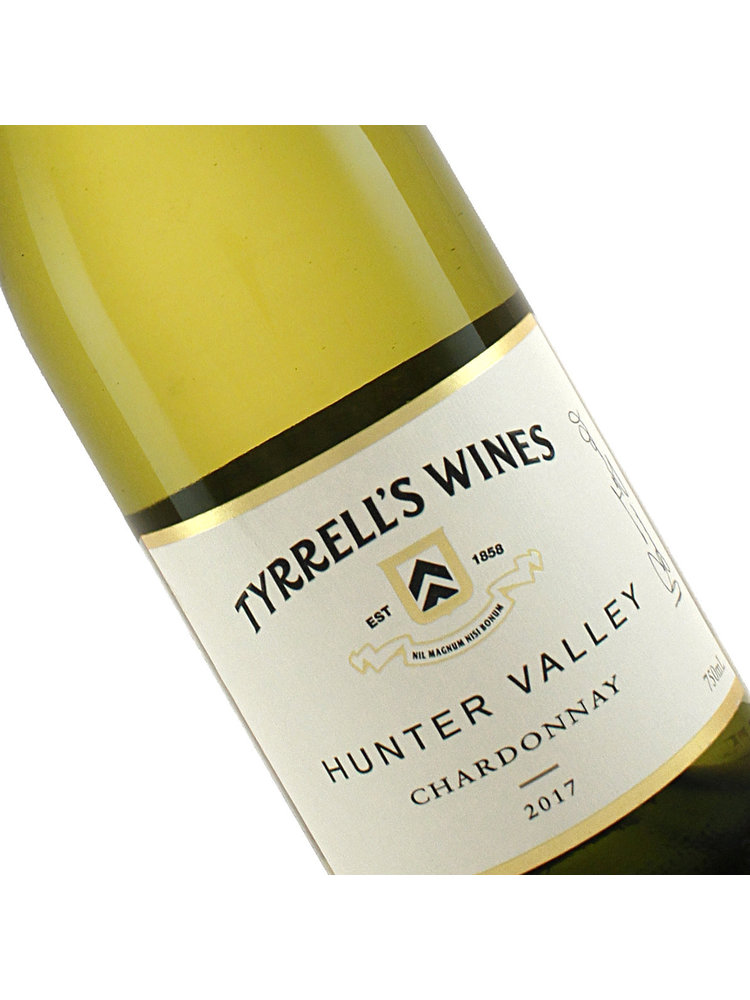 Tyrrell's 2017 Chardonnay Hunter Valley, Australia