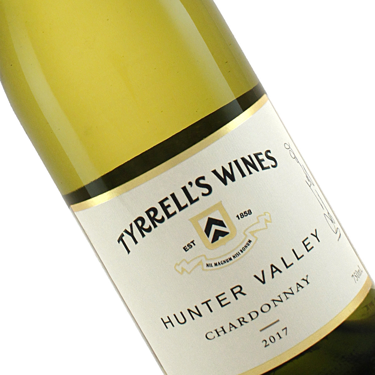 Tyrrell's 2017 Chardonnay Hunter Valley, Australia