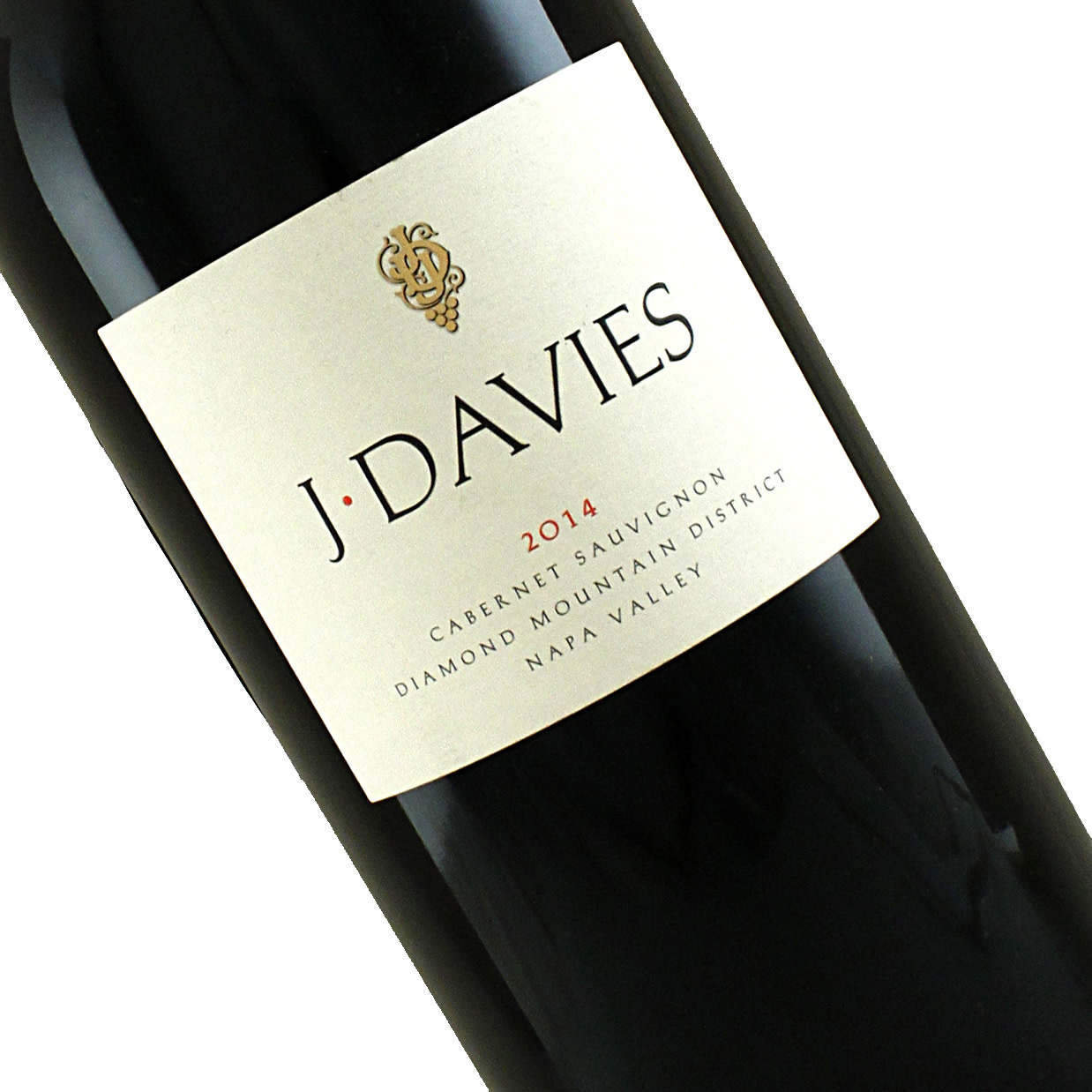 J. Davies Diamond Mountain District 2014 Cabernet Sauvignon, Napa Valley