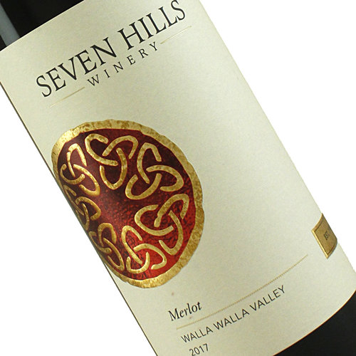 Seven Hills 2018 Merlot Walla Walla Valley, Washington