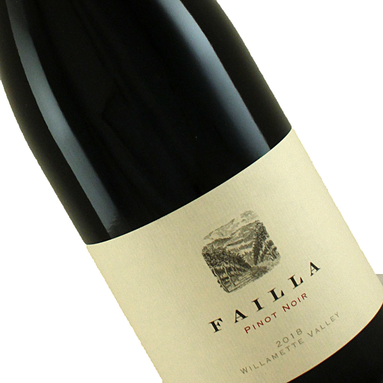 Failla 2018 Pinot Noir, Willamette Valley, Oregon