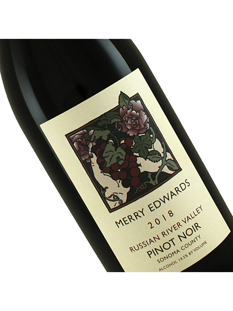 Merry Edwards 2018 Pinot Noir, Russian River Valley, Sonoma County