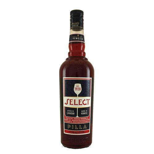 """Select """"Pilla"""" Aperitivo Liqueur, Italy"""
