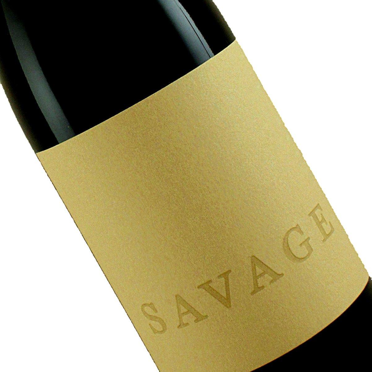 Savage 2017 Red Wine Syrah Coastal Region, South Africa