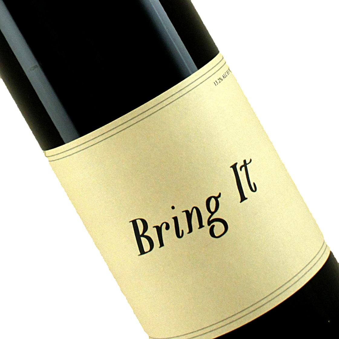 "Swick 2019 American Red Wine ""Bring It"" Newberg, Oregon"