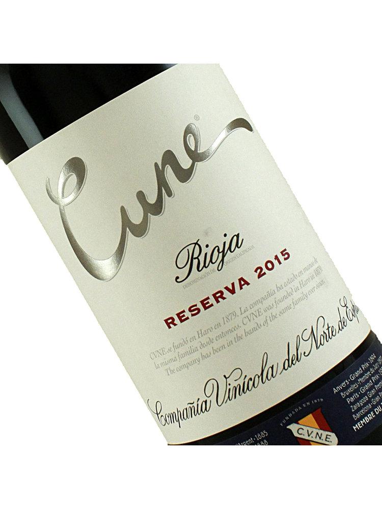 Cune 2015 Rioja Reserva