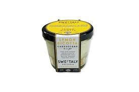 Sweetaly Lemon Ricotta Cheesecake 3oz., Oceanside, California