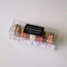 Savor Patisserie French Macarons Gift Box - 5 Piece, Dallas, Texas