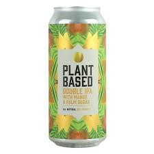 """Stillwater Artisanal """"Plant Based"""" Double IPA w/Mango & Palm Sugar 16oz. Can - North Haven, Connecticut"""