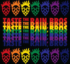 "Indie Brewing ""Taste The Rain, Bros"" NE-Style Double IPA 16oz. Can - Los Angeles, CA"