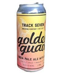 """Track Seven """"Golden Guava"""" India Pale Ale 16oz Can - Sacramento CA"""