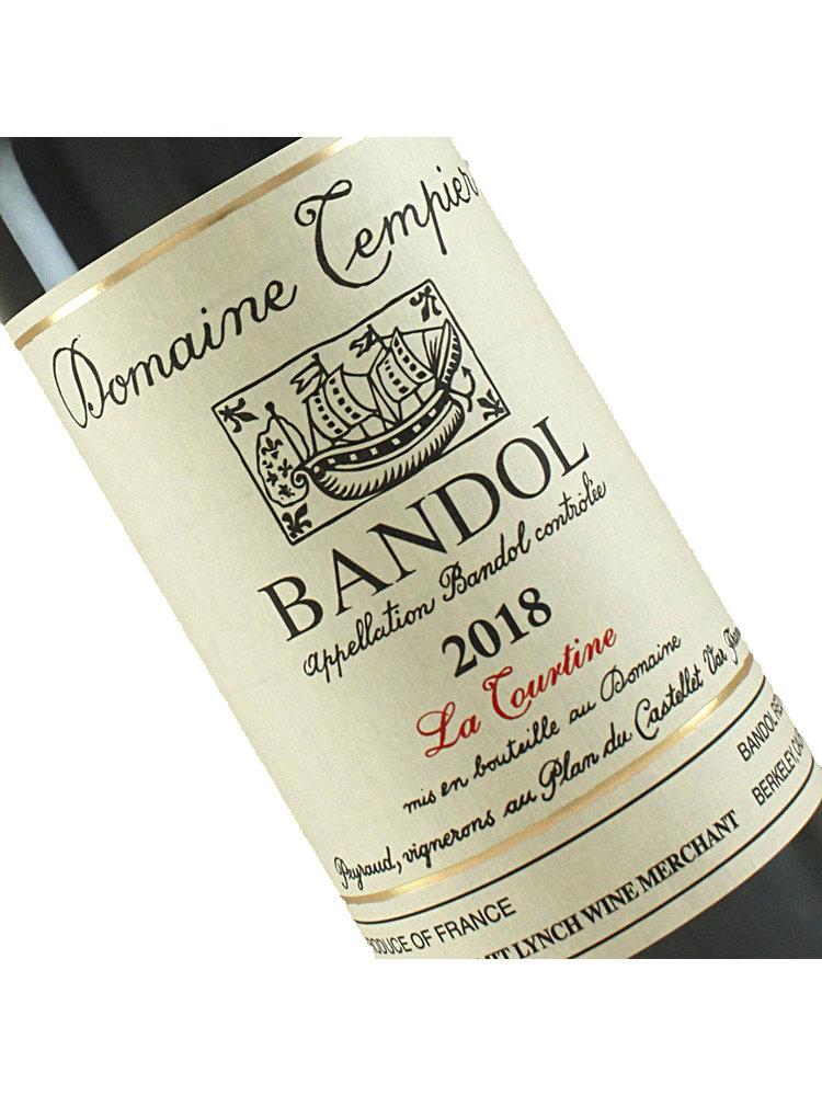 "Domaine Tempier 2018 Bandol ""La Tourtine"" Provence"