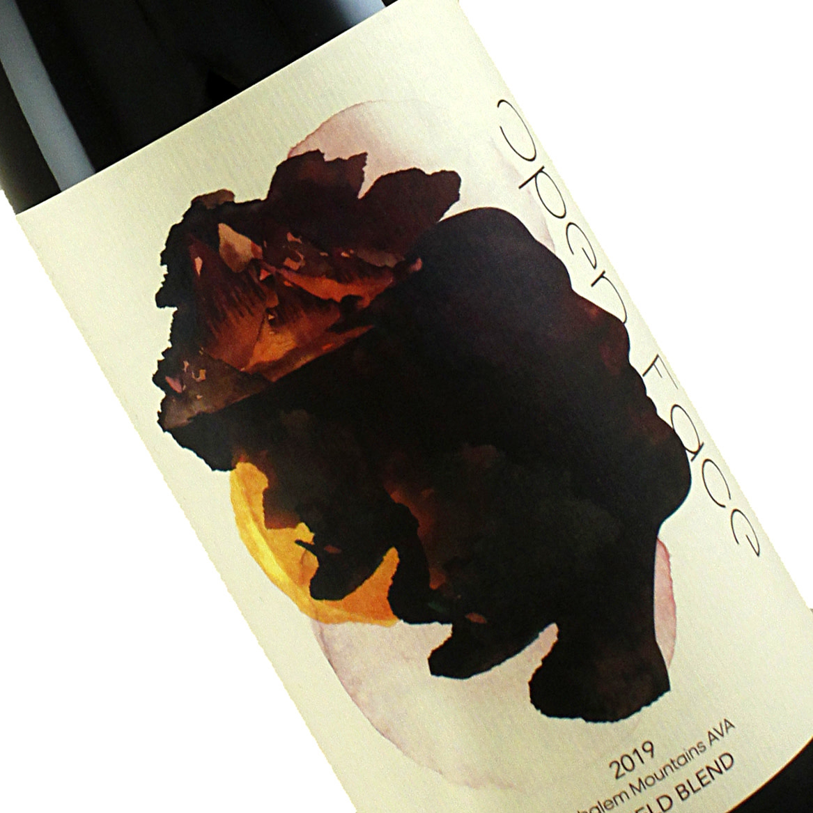 Open Face Wines 2019 Red Field Blend, Chehelem Mountains